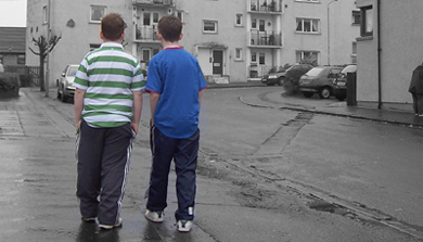 Divided City - West Dunbartonshire