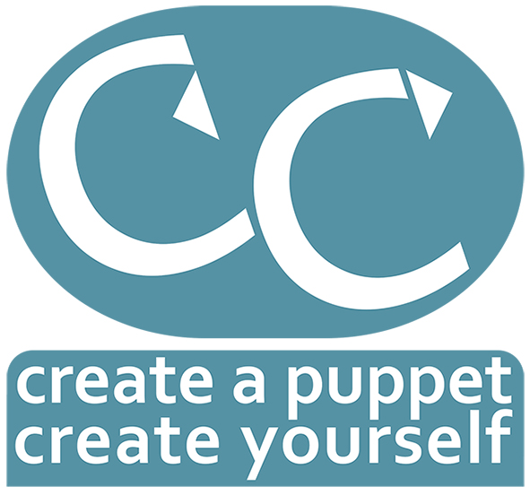 CC Create a Puppet logo