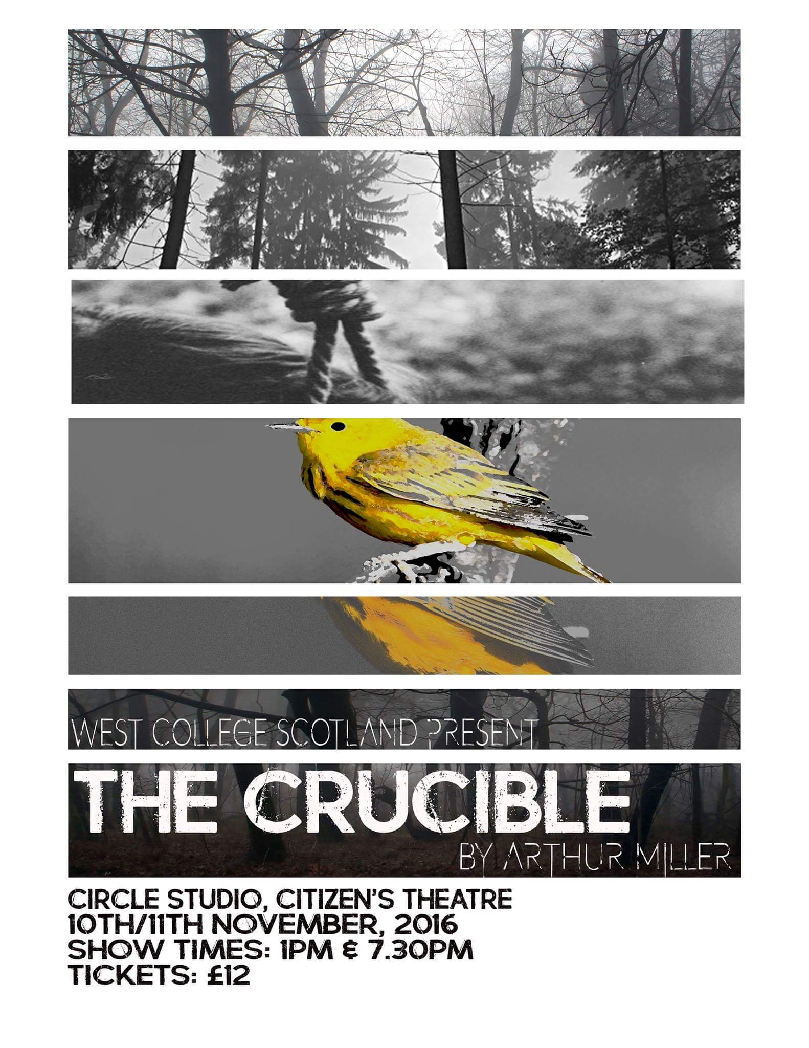 West Scotland College: The Crucible